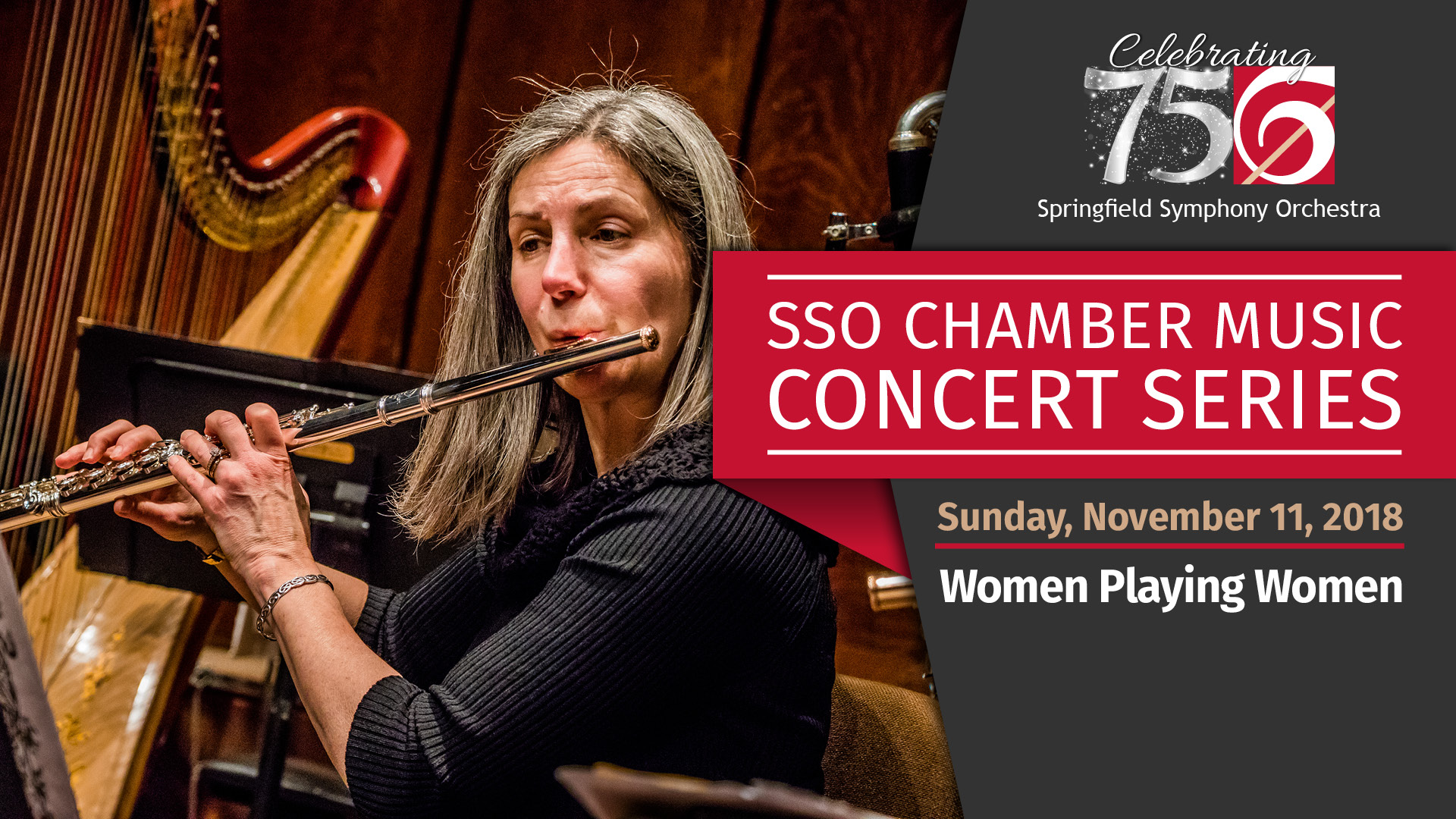 SSO Chamber Music Series: Women Playing Women – Springfield Symphony